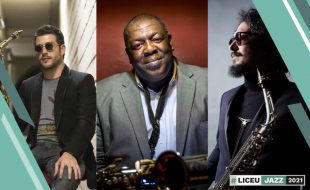 Masterclass with THE CHARLIE PARKER LEGACY BAND