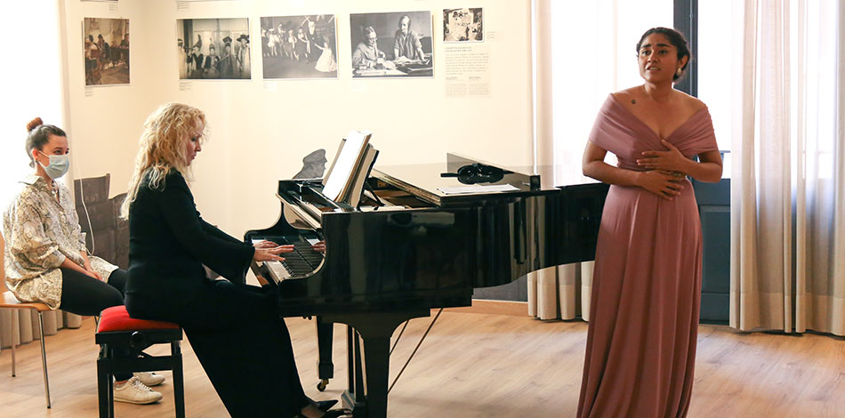 """The Liceu Conservatory Foundation, the Casa Russia Foundation and the Russian Institute of Theater Arts """"Gitis"""" present the concert """"Russian Soul: the Russian Opera Academy"""" as part of their institutional collaboration"""