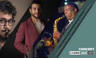 Concert: THE CHARLIE PARKER LEGACY BAND