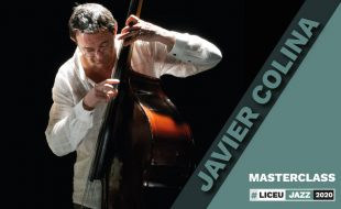 Masterclass with JAVIER COLINA (double bass)