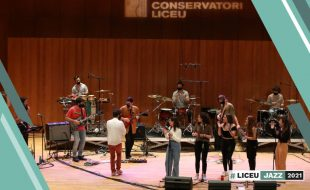 Concert: LICEU BLAM COLLECTIVE with MICHAEL LEAGUE and ALEX DEE
