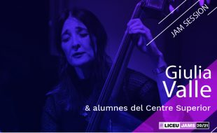 Jam Session: GIULIA VALLE & students of High Education Center