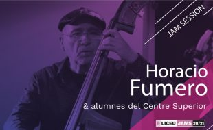 Jam Session: HORACIO FUMERO & students of High Education Center