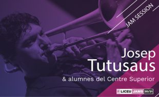 Jam Session: JOSEP TUTUSAUS & students of High Education Center