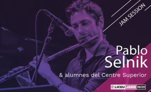 Jam Session: PABLO SELNIK & students of High Education Center