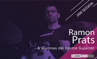 Jam Session: RAMÓN PRATS & students of High Education Center