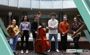 Concert: LICEU JAZZ GRUP with BILL McHENRY and MARC MIRALTA