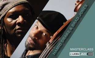 Masterclass with HAMID DRAKE (drums) and BRAD JONES (double bass)