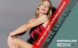 Masterclass with UTE LEMPER (voice)