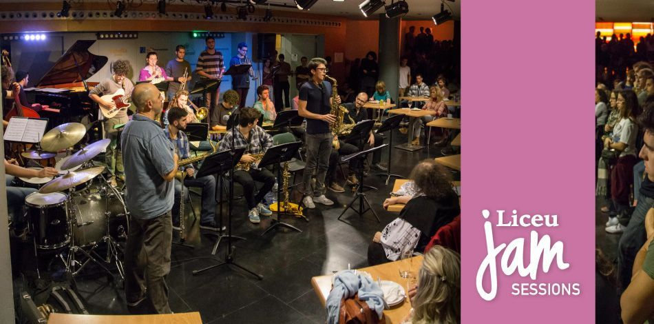 Jam Session amb la Liceu Big Band